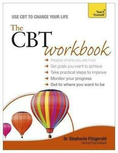 CBT Workbook: Teach Yourself, Very Good Condition Book, Fitzgerald, Dr Stephanie