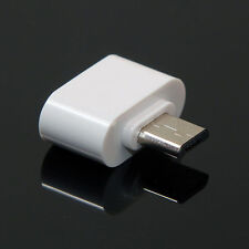 1pc OTG Adapter Micro USB Male to USB Female For Samsung Android Phone Tablet PC