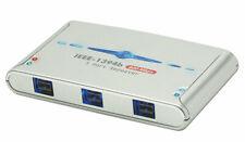 LINDY FireWire Hub - 3 Port IEEE1394b FireWire Repeater