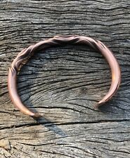 Copper Bracelet Arthritis wellbeing health custom made