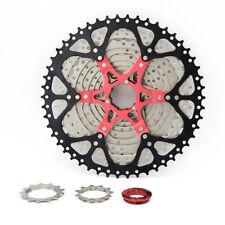 MTB 11 Speed Cassette Big Freewheel 11-50T Mountain Bike Freewheel Bicycle Parts