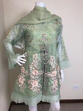 Pakistani Indian formal designer Salwar Kameez Party Wear L