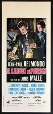"""l'affiche du film Le voleur DE BIJOUX PARIS """"Le voleur"""" belmondo, dubois, MALLE"""