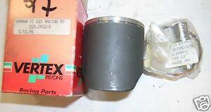 BB 2452 Pistone VERTEX per YAMAHA YZ 125 cc diametro 53,94 mm del 1997