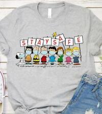 Snoopy Stay Safe Shirt