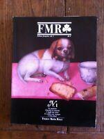 Rivista Fmr N1 1986 Franco Maria Ricci