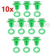 10pcs Tailgate Interior Door Card Panel Trim Clips For MERCEDES VITO A0009912771