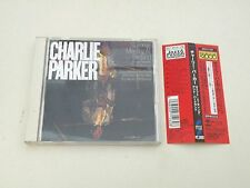 CHARLIE PARKER - SUMMIT MEETING AT BIRDLAND - JAPAN CD 1993 SONY RECORDS W/OBI -