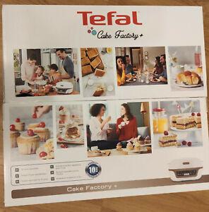 Machine à gâteaux Tefal cake factory - Marron - NEUF
