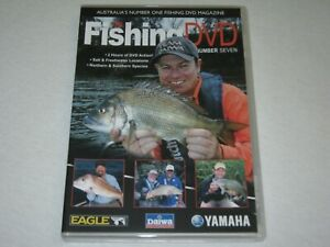 The Fishing DVD - Number 7 - Brand New & Sealed - Region 4 - DVD