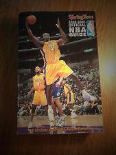2000-2001 NBA SPORTING NEWS OFFICIAL NATIONAL BASKETBALL ASSOCIATION GUIDE
