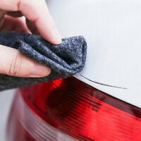 1X Gray Scratch Eraser Magic Car Scratch Repair Remover Cloth Surface Rag Simple