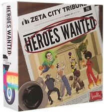 Heroes Wanted Card Game Action Phase Games BRAND NEW ABUGames