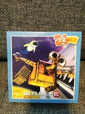 "NEW Puzzle Wall-E 72 pieces 10""x13"""