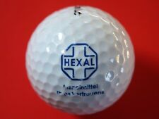 Pelota de golf con logo-nº 60-golf bola logotipo logotipo pelotas