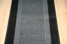 Hall / Stairs Carpet Runner Any Size x 60cm 4 Colours Carpet Runner Stairs Hall