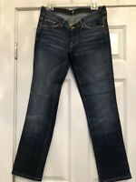 NWOT 7 For All Mankind Womens Straight Leg Jeans Size 29