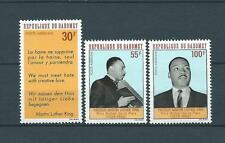 DAHOMEY - 1968 YT 75 à 77 - POSTE AERIENNE - TIMBRES NEUFS** LUXE