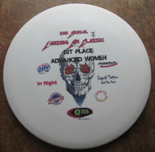 New Disc Golf Rare Mid 2000s Innova Rancho Roc Flat Top Lansing AM Classic Stamp