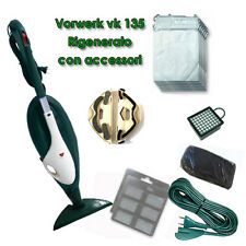 Aspirapolvere Vorwerk  folletto vk 135 Originale usato garantito Accessori hd 13