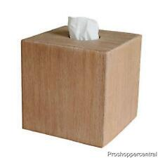 LaMont Home Canyon Boutique Wooden Tissue Box Cover