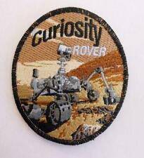 Mars Curiosity Rover Patch