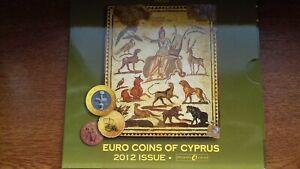 chypre coffret bu 2012