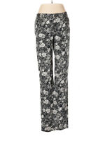 Thakoon Black & White Floral Print Pants, Size 8, NWT! $690