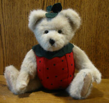 """Boyds Plush #917750 HILBY JAMM, 10"""" NEW/Tag From Retail Store, Removeable Outfit"""
