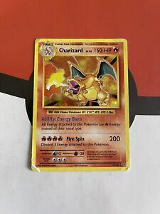 Charizard 11/108 Holo Rare - Evolutions Pokemon Card #2