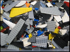 100 LEGO AIRPLANE & HELICOPTER PIECES LOT parts planes town city