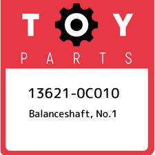 13621-0C010 Toyota Balanceshaft, no.1 136210C010, New Genuine OEM Part