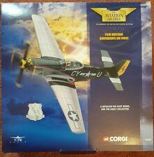 Corgi Aviation P51D Mustang Confederate Air Force 49303 NEW