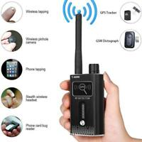 T6000 Anti-Spy GPS Signal Lens RF Tracker Hidden Camera GSM SPY Bug Detector