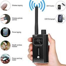 T6000 Anti-Spy GPS Signal Lens RF Tracker Hidden Camera GSM SPY Bug Detector