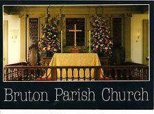 Festival Altar at Bruton Parish Church, Williamsburg Virginia Postcard