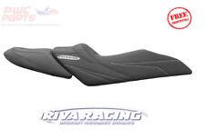 YAMAHA GP1800 / 15+ VXR JetTrim RIVA Seat Cover GRAY Stitch Black NEW RY5-GP17-1