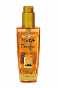 L'Oreal Loreal Paris Elvive Extraordinary Oil for All Hair Types 100ml 3.4 fl oz