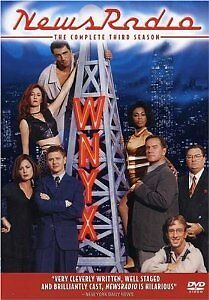 Brand New DVD Newsradio - The Complete Third Season Dave Foley Stephen Root