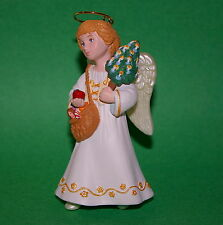 HALLMARK ORNAMENT 1996 CHRISTKINDL #2 IN THE CHRISTMAS VISITORS SERIES