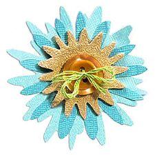 Sizzix Bigz Flower Layers #7 die #657108 Retail $19.99 Retired, Cuts Fabric!