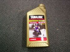 Yamalube Performance Full Synthetic Four Stroke, SAE 0W-40 with Ester, 1 Quart