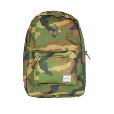 Herschel Supply Co Heritage Woodland Camo Backpack