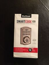 New listing Kwikset 99130-002 SmartCode 913 Non-Connected Keyless Entry Electronic Keypad