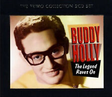 BUDDY HOLLY - THE LEGENDS RAVE ON USED - VERY GOOD CD