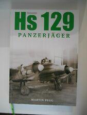 Henschel Hs 129 Panzerjager Martin Pegg