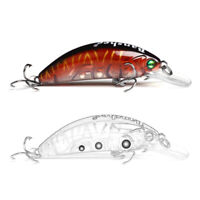 Glide Bait Pencil Fishing Lure Topwater Swimbait Pike Trolling Floating Lure Lot