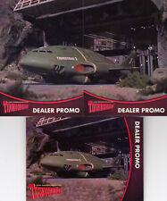 Thunderbirds Series 2 Premier Cards Exclusive Promo Card Set PC1 - PC3