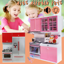 Kitchen Playset Play Kids Pretend Play Toy Toddler MusicKitchenware Cooking