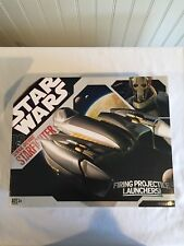 Star Wars General Grievous Starfighter & ROTS Grievous Wheel Bike